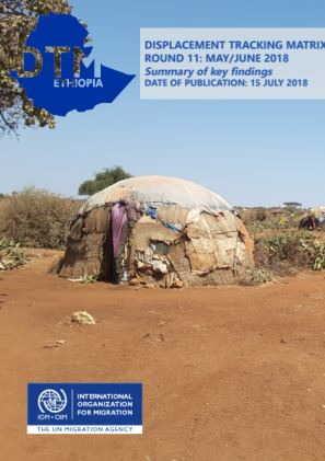 Ethiopia — Displacement Report 11, Somali Region (May - June
