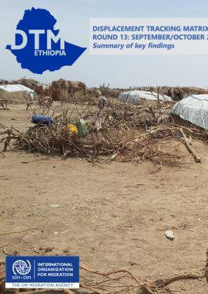 Ethiopia — Displacement Report 13, Somali Region (September